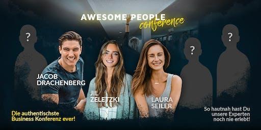 APC V Berlin: Laura Seiler, Jil Zeletzki, Jacob Drachenberg + X