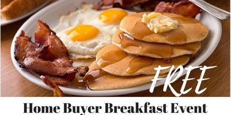 Maryland Statewide Home-Buyers Breakfast Event - Home for the Holidays December 2019  tickets