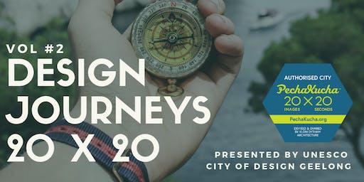 PechaKucha Geelong Volume #2 | Design Journeys