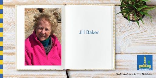 Meet Jill Baker - Wynnum Library