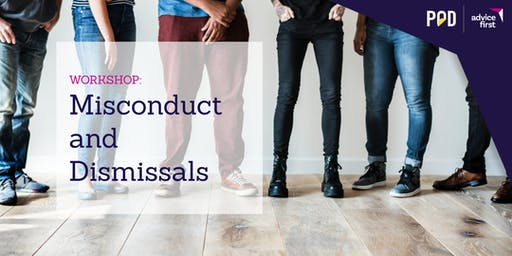 Misconduct & Dismissals
