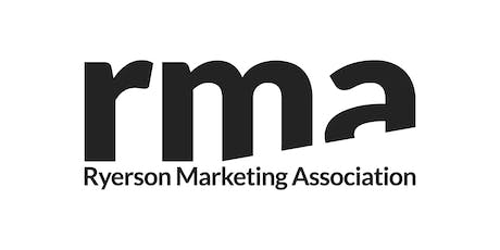 Ryerson Marketing Association Networking Conference tickets