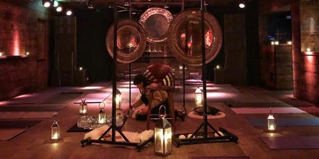 Wisdom Roundhouse : Surround Gongs and Sacred Cacao Ceremony  tickets