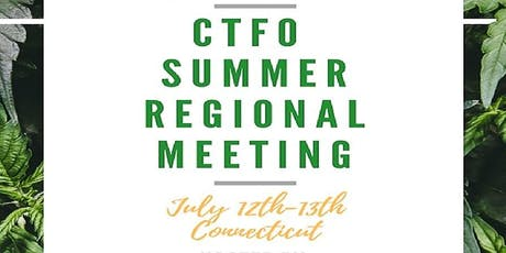 CTFO Summer Regional Meeting tickets