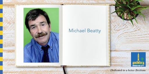 Meet Michael Beatty - Sunnybank Hills Library
