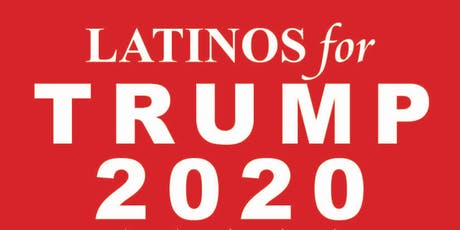 Latinos for Trump Conference tickets