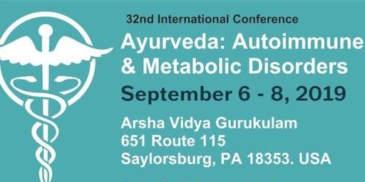 Ayurveda: Autoimmune & Metabolic Disorders