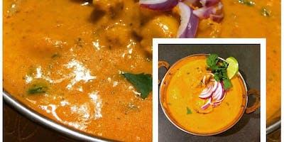Indian food cooking class....Restaurant favorites