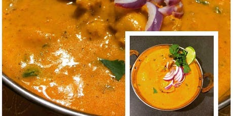 Indian food cooking class....Restaurant favorites tickets