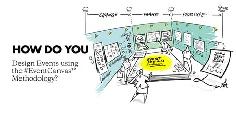 Design Thinking for Events using the #EventCanvas - Sydney tickets