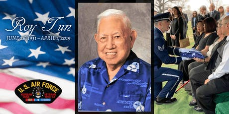 'Uncle Roy' Tun Memorial tickets