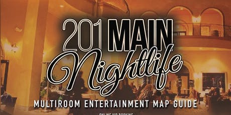 Saturday 3 Room Nightlife [Banda] / [Hip Hop/Top 40]  tickets