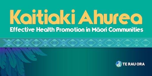 Kaitiaki Ahurea (Māori Health Promotion Programme) Wānanga - Porirua