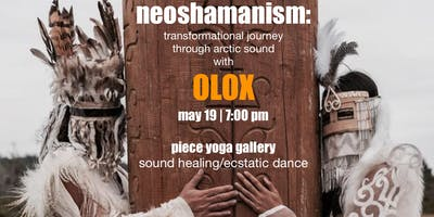 Neoshamanism: Transformational journey through arctic sound