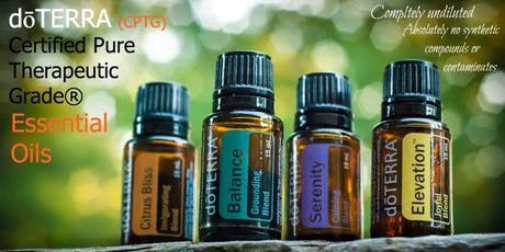 Essential Oil Classes...Improving wellness one drop at at time! tickets