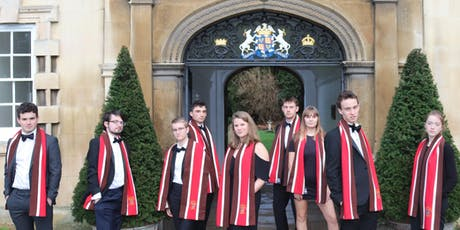 The Choir of Christ's College Cambridge at St Peter's Church, Te Aro tickets