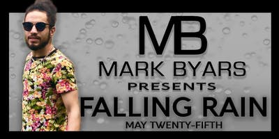 Falling Rain:  A Debut Release Party with Mark Byars