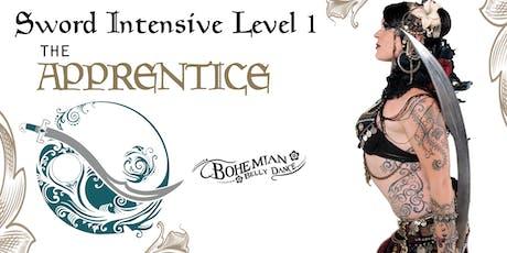 Bohemian Blade Level 1- Apprentice Intensive- Washington, DC tickets