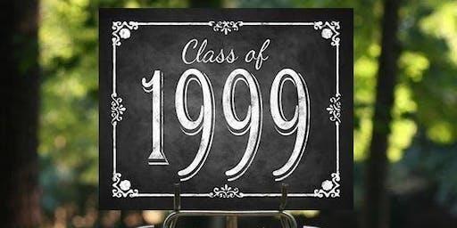 R.F. Staples 20 Year High School Reunion