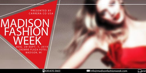 Models and Designers casting for Madison Fashion Week II