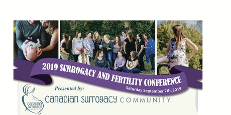 2019 Surrogacy and Fertility Conference tickets