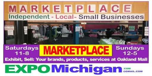 Small Business MARKETPLACE   Dec 14,15 and 21,22,23,24