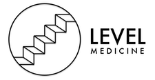 Level Medicine workshops logo