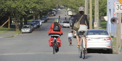 Building Confidence Bicycling in Traffic - Exeter