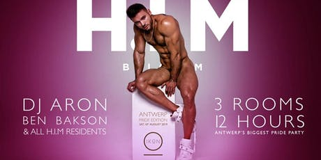 H.I.M Antwerp Pride Edition tickets