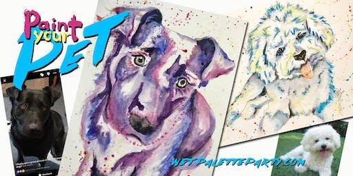 Paint Your Pet