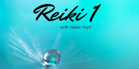 Reiki - Level I Certification - Sat 24th & Sun 25th August 2019 (2 day Workshop) tickets