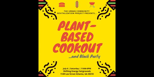 Plant-Based Cookout & Block Party