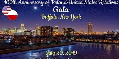 100th Anniversary of Poland and United States Relations Gala