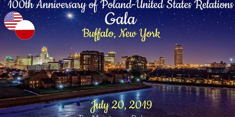 100th Anniversary of Poland and United States Relations Gala tickets