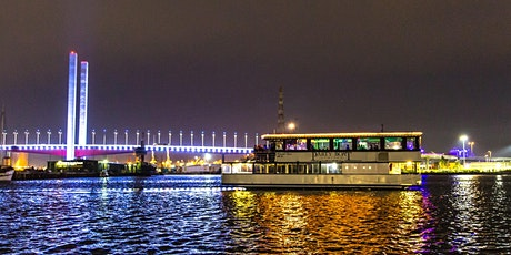 NYE Cruise Docklands tickets