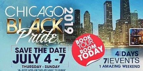 Chicago Black Pride 2019 tickets