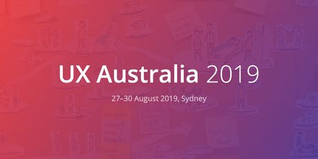 UX Australia 2019 tickets