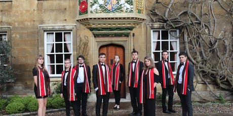 Christ's College Cambridge Choir at St James Church, Lower Hutt tickets