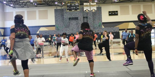 8th Annual Zumba Party Fundraiser