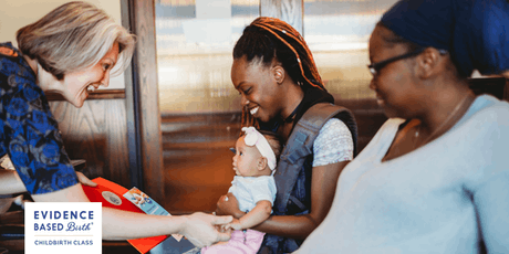 Evidence Based Birth® 6 Week VIRTUAL & In Person Childbirth Class July/Aug 2019 tickets