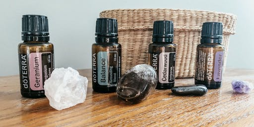 Crystals & Oils