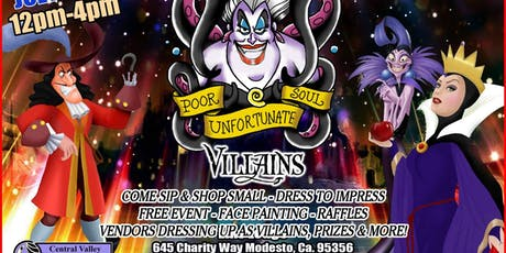 Poor Unfortunate Souls Sip & Shop Small Event tickets