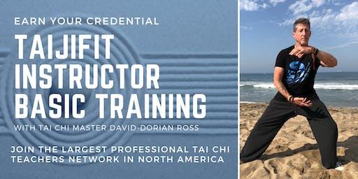 TaijiFit Instructor Training (Hutchinson, KS)