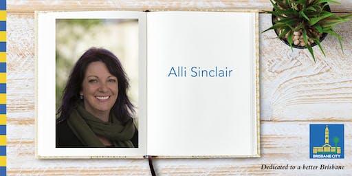 Meet Alli Sinclair - Chermside Library