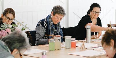 Beginners Watercolour with Julia Reader - 29 JUNE (afternoon)
