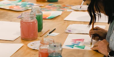 Beginners Watercolour with Julia Reader - 29 JUNE (morning)