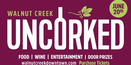 Walnut Creek Uncorked tickets