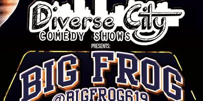Diverse City Comedy Show @ The Comedy Palace - Thu. May 30th 8:00 pm