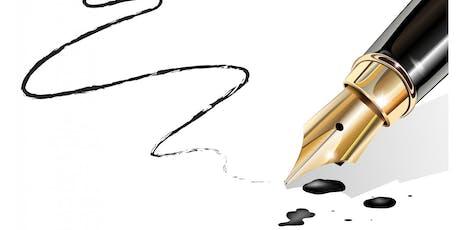 December Writers' Workshop tickets