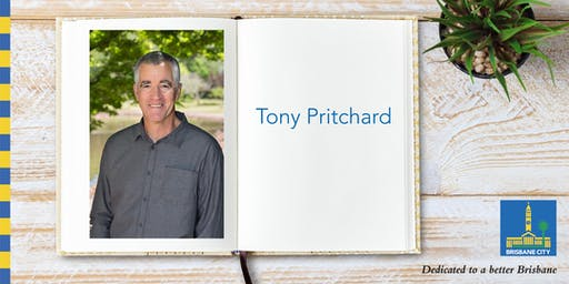 Meet Tony Pritchard - Brisbane Square Library